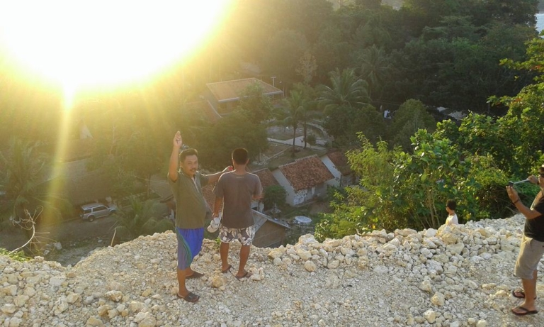 Pemandangan Sunrise & Sunset
