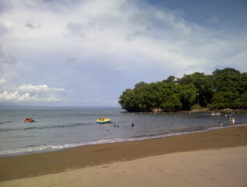 Batukaras Beach